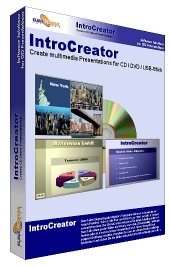 Autoplay Multimedia CD Präsentation